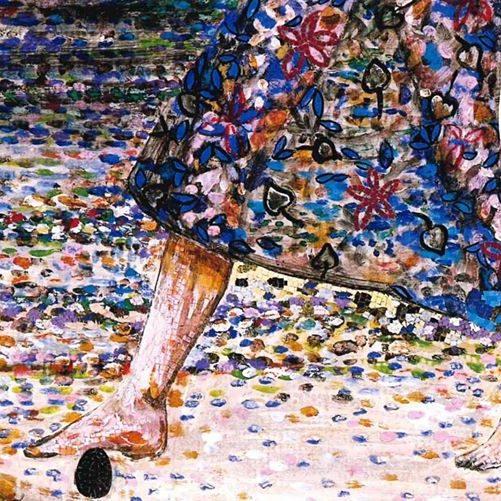 I cartoni per mosaici | Pallavicini22 spazio espositivo Ravenna