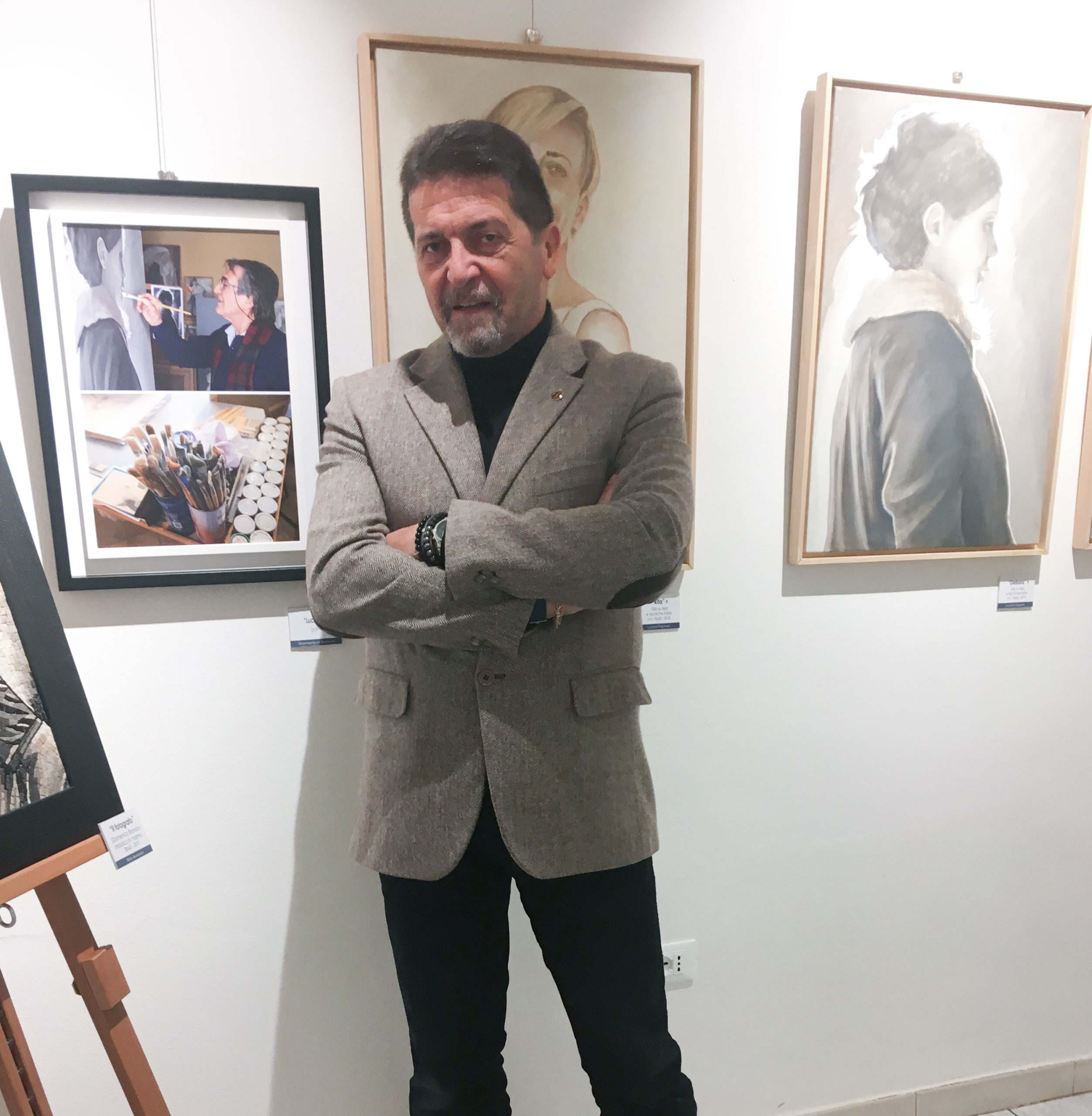 Domenico Bressan | Espressioni | Pallavicini22 spazio espositivo Ravenna