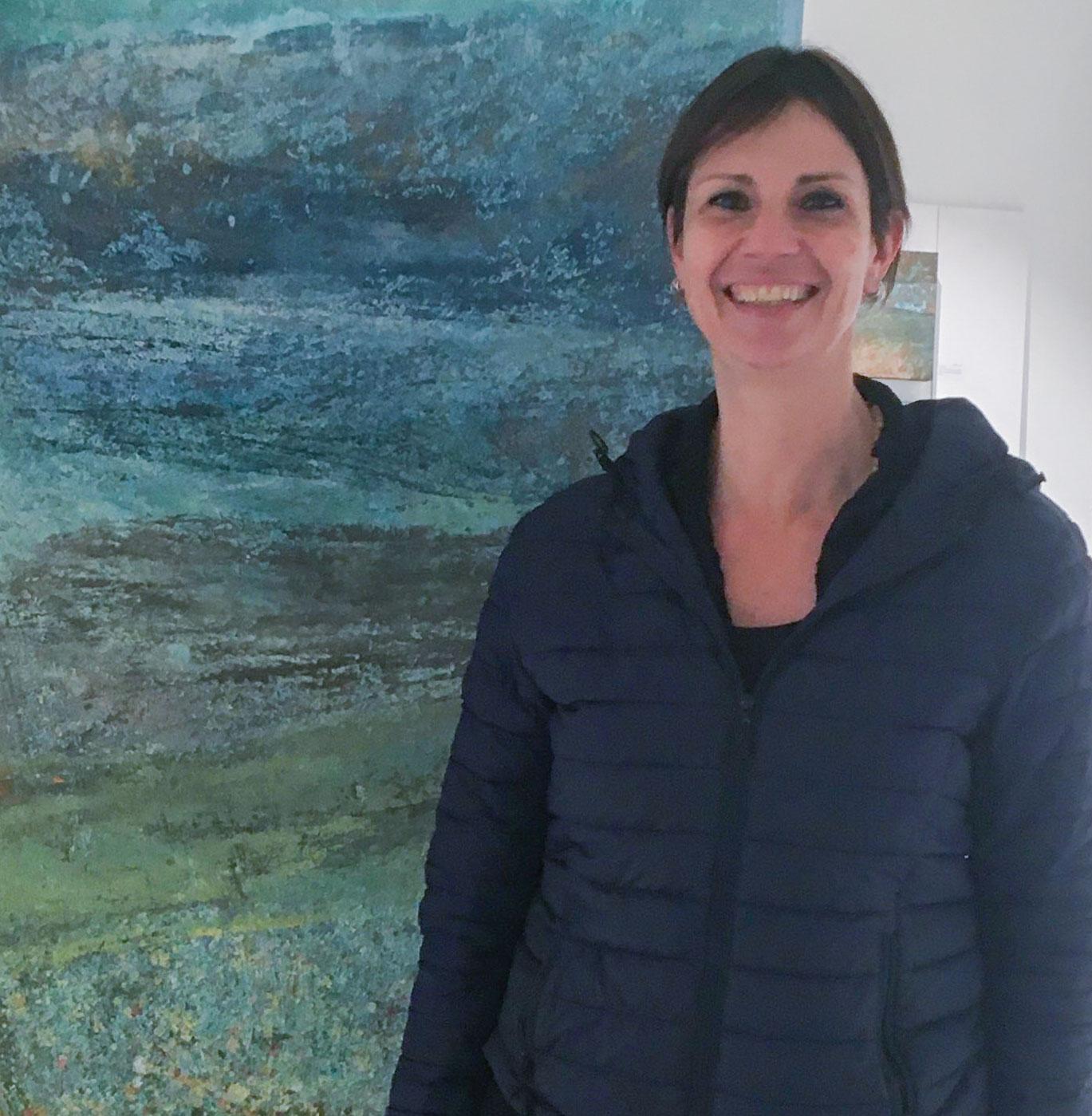 Gloria Girelli Bruni | Le Terre dell'Anima | Pallavicini22 spazio espositivo Ravenna