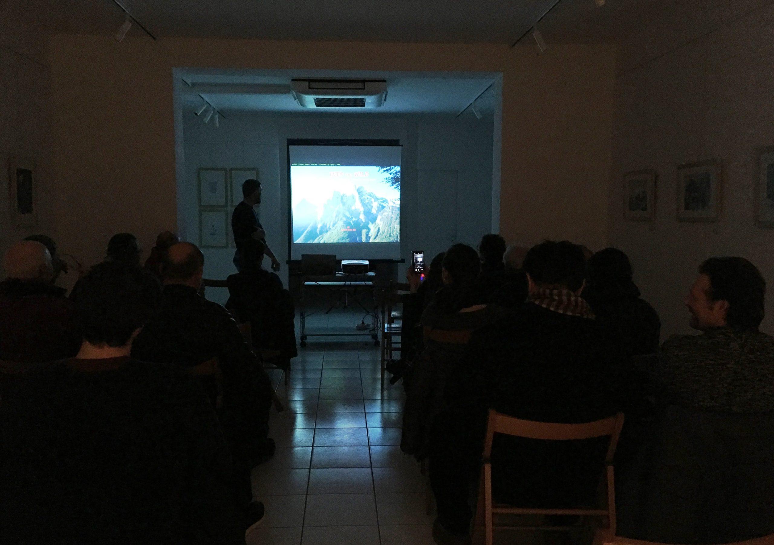 La Montagna Sotto Le Dita | Pallavicini22 spazio espositivo Ravenna