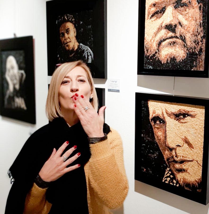 Rita Benzoni | Espressioni | Pallavicini22 spazio espositivo Ravenna