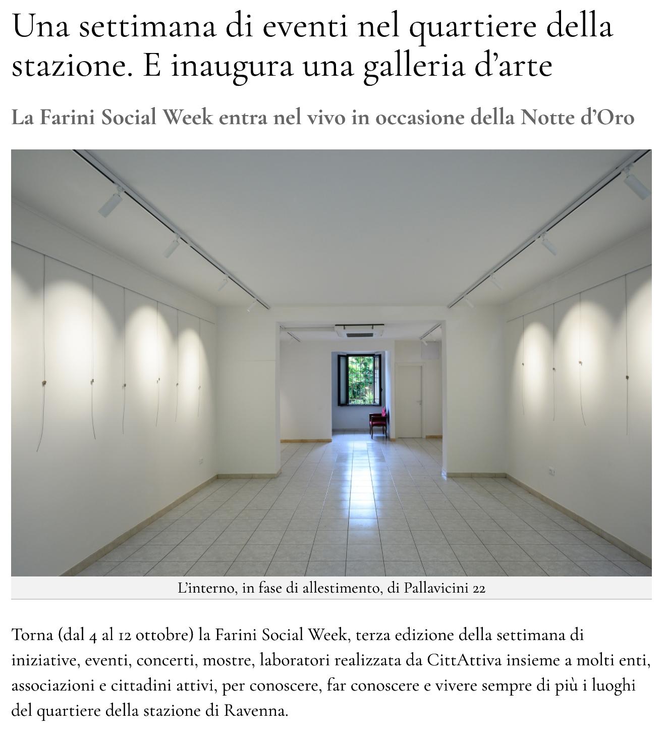 I cartoni per i mosaici di Dora Markus su Ravenna & Dintorni News   Pallavicini22 spazio espositivo Ravenna