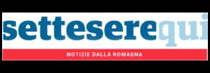 Logo Settesere | Pallavicini22 spazio espositivo Ravenna