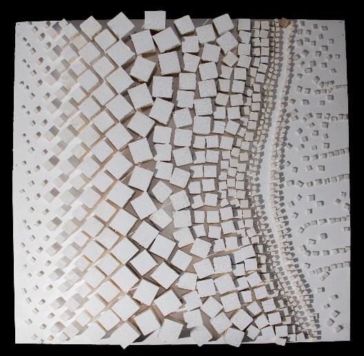 Claudia Marinoni  Esse 1 201680x80x6legno su legno