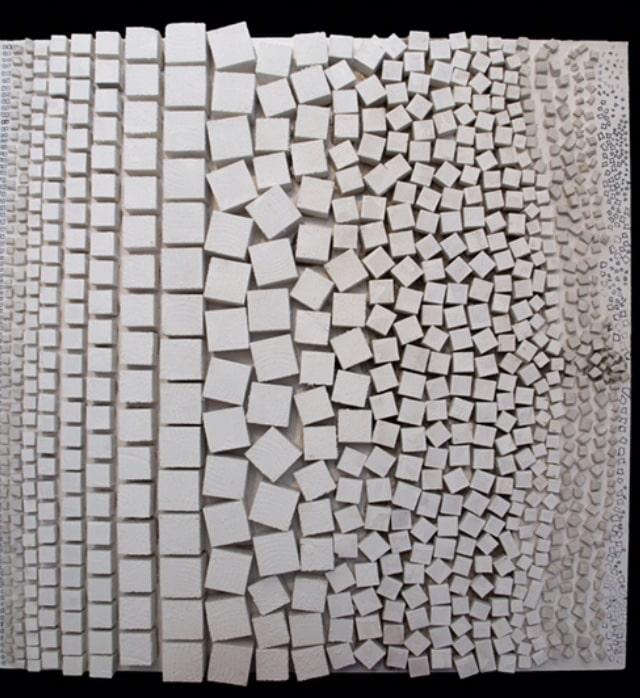 Claudia Marinoni  Esse 4 201680x80x6legno su legno